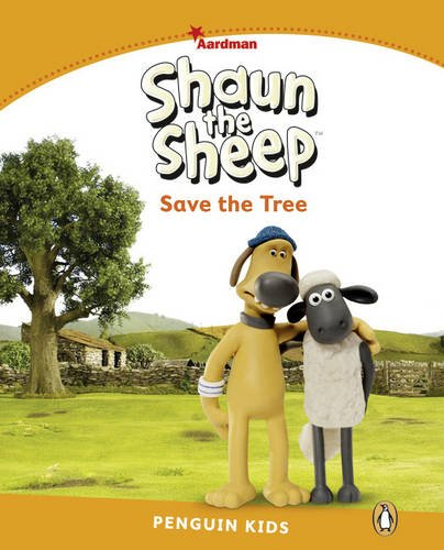 Shaun the Sheep. Save the Tree. Penguin Kids. Poziom 3