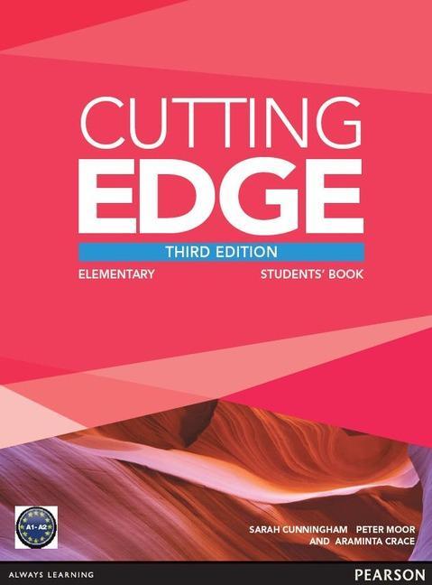 Cutting Edge 3rd Edition Elementary. Podręcznik + DVD