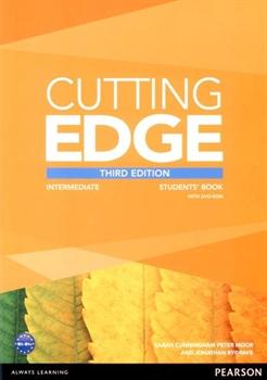 Cutting Edge 3rd Edition Intermediate. Podręcznik + DVD