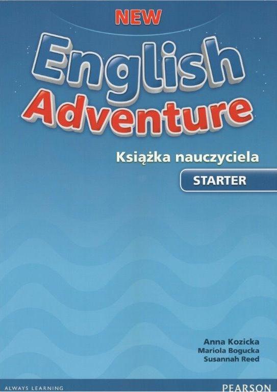 New English Adventure Starter. Książka Nauczyciela