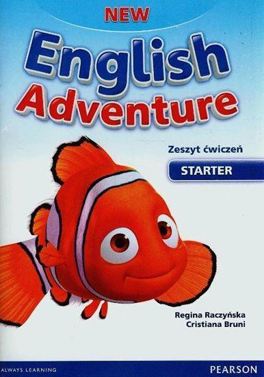 New English Adventure Starter. Ćwiczenia + CD