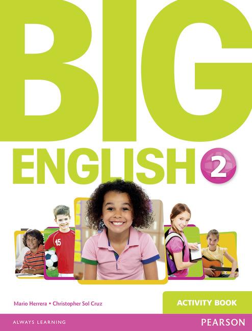 Big English 2. Ćwiczenia