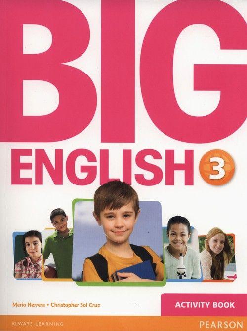 Big English 3. Ćwiczenia