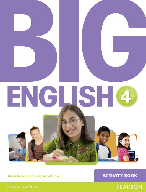 Big English 4. Ćwiczenia