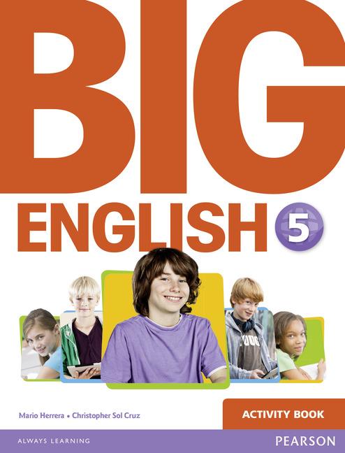 Big English 5. Ćwiczenia