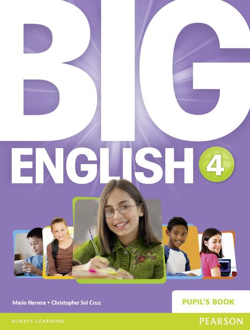 Big English 4. Podręcznik