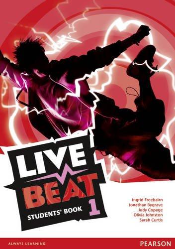 Live Beat GL 1. Podręcznik. Wersja Dla Szkół Językowych