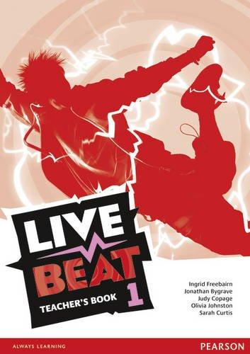 Live Beat GL 1. Książka Nauczyciela. Wersja Dla Szkół Językowych