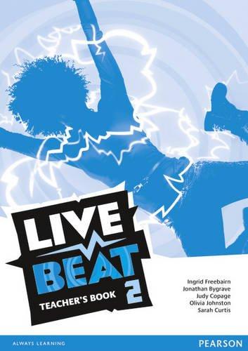 Live Beat GL 2. Książka Nauczyciela. Wersja Dla Szkół Językowych