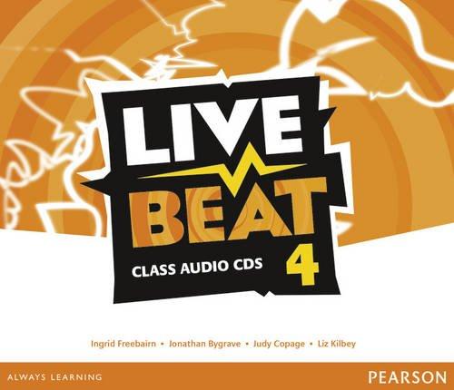 Live Beat GL 4. Class CD. Wersja Dla Szkół Językowych