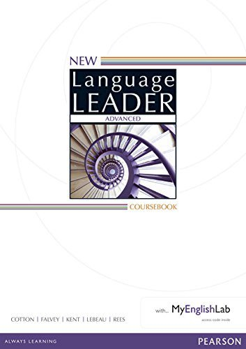 New Language Leader Advanced. Podręcznik + MyEnglishLab