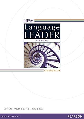 New Language Leader Advanced. Podręcznik