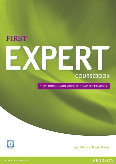 First Expert Third Edition. Podręcznik + CD