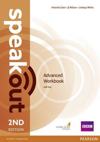 Speakout 2Ed Advanced. Ćwiczenia z Kluczem