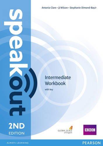 Speakout 2Ed Intermediate. Ćwiczenia z Kluczem