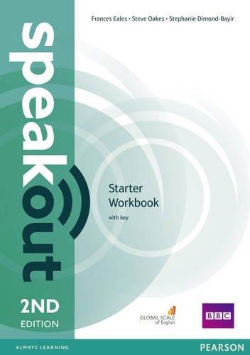 Speakout 2ND Edition. Starter. Workbook with key
