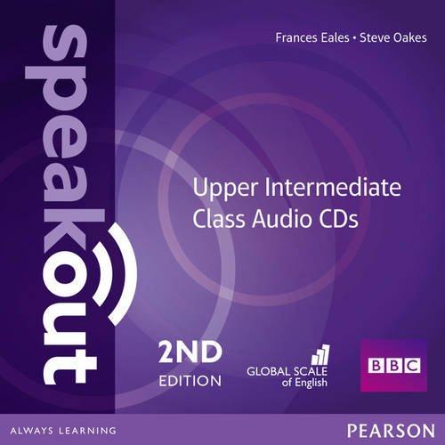 Speakout 2ed Upper-Intermediate. Class CD do Podręcznika