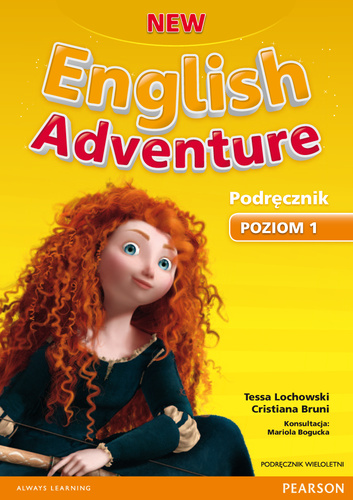 New English Adventure 1. Podręcznik Wieloletni