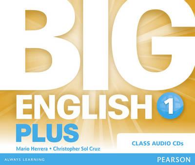 Big English Plus 1. Class CD