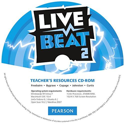 Live Beat GL 2. Teacher's Resources CD-ROM. Wersja Dla Szkół Językowych