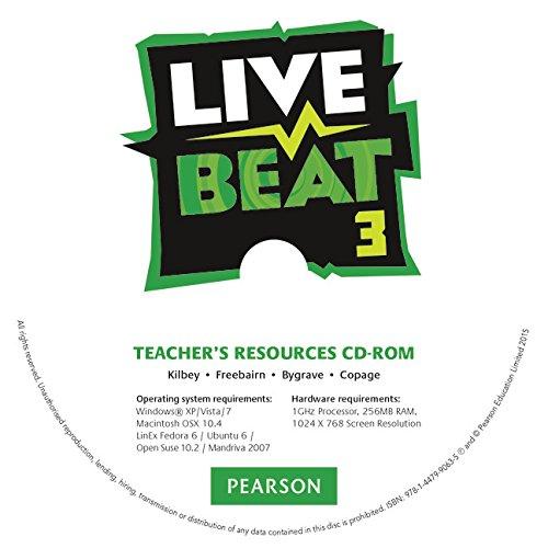 Live Beat GL 3. Teachers Resources CD-ROM. Wersja Dla Szkół Językowych