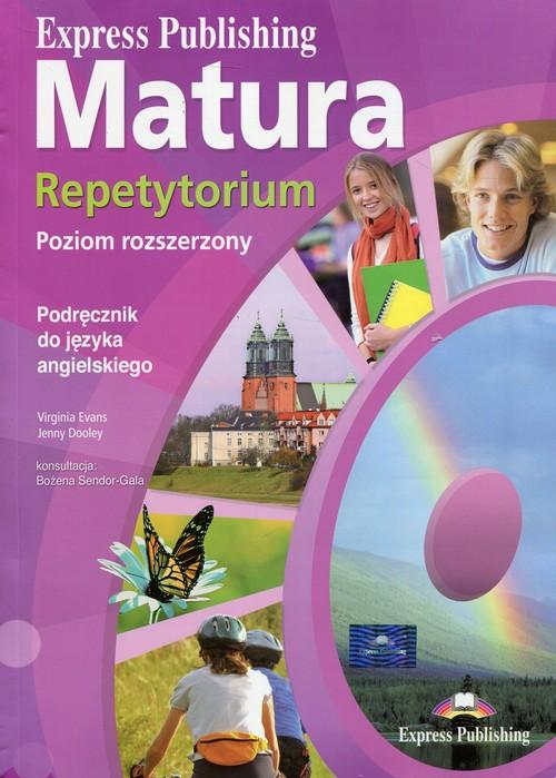 Matura Repetytorium. Język Angielski. Poziom Rozszerzony. Podręcznik + DigiBook