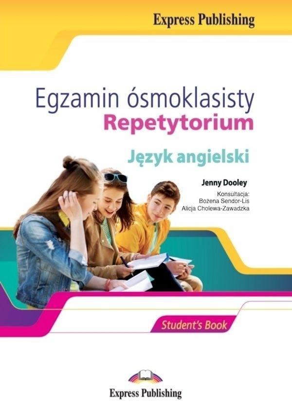 Egzamin Ósmoklasisty. Repetytorium. Książka Ucznia + DigiBook