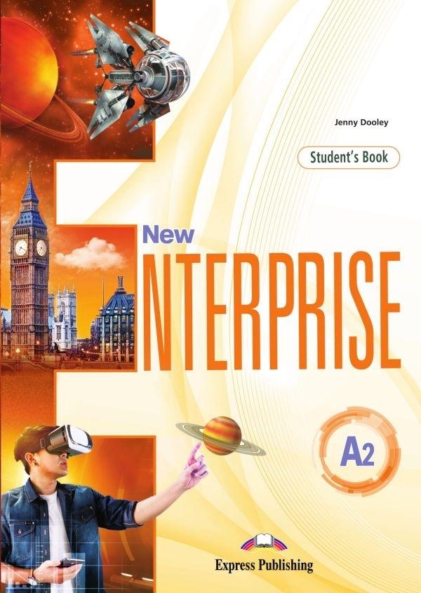 New Enterprise A2 (Edycja Wieloletnia). Podręcznik