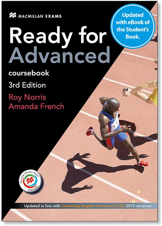 Ready for Advanced 3Ed. Podręcznik bez Klucza + Macmillan Practice Online + Audio + eBook