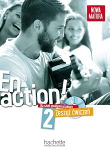 En Action 2. Ćwiczenia + CD