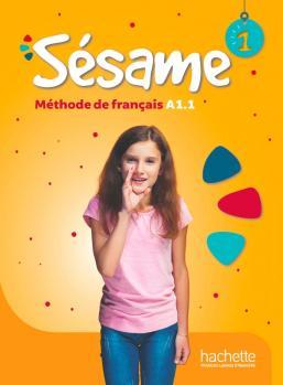 Sésame 1. Podręcznik + Audio Online