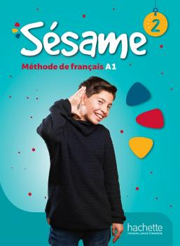 Sesame 2. Podręcznik + Audio Online