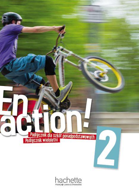 En Action 2. Podręcznik Wieloletni + Audio Online