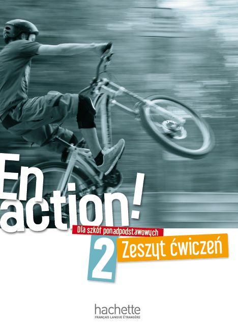 En Action 2. Ćwiczenia + Audio Online