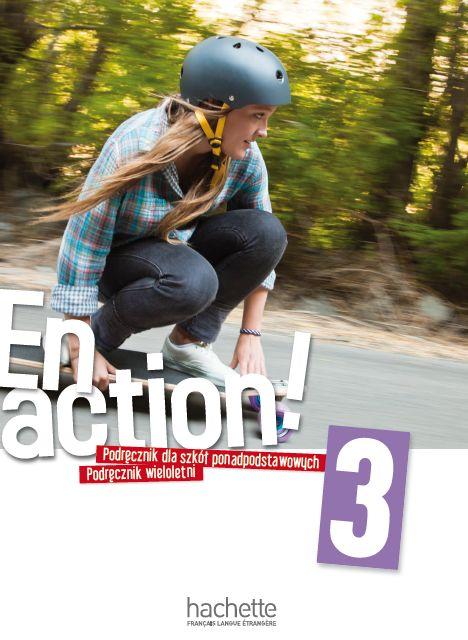 En Action 3. Podręcznik Wieloletni + Audio Online