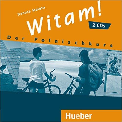 Witam! Der Polnischkurs. Zestaw 2 CD do Podręcznika