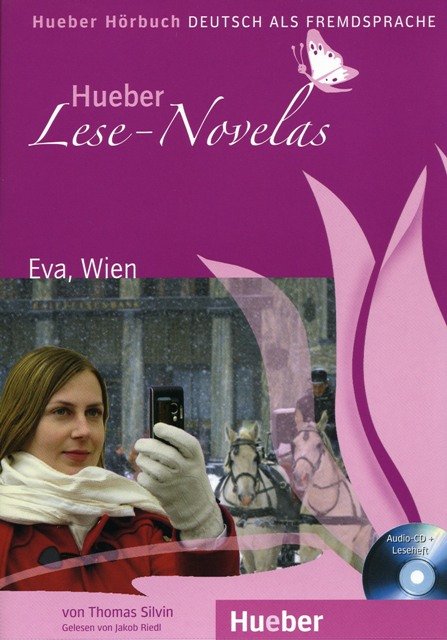 Eva, Wien + CD. Lese-Novelas