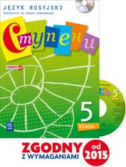 Stupieni 2. Podręcznik + CD. Klasa 5. Szkoła Podstawowa