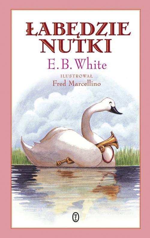 Łabędzie Nutki. White /Reprint/