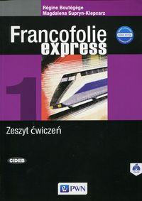Francofolie Express 1. Ćwiczenia + CD