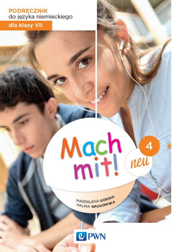 Mach mit! neu 4. Język niemiecki. Szkoła podstawowa klasa 7. Podręcznik