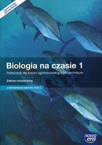 Biologia na Czasie 1. Szkoła Ponadgimnazjalna. Podręcznik. Zakres Rozszerzony + MATURA-ROM