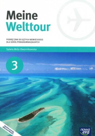 Meine Welttour 3. Podręcznik Wieloletni + CD