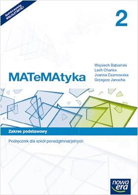 Matematyka 2 Zakres Podstawowy - Podręcznik do szkół ponadgimnazjalnych