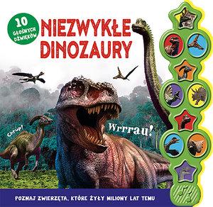 10 Głośnych Dźwięków Niezwykłe Dinozaury