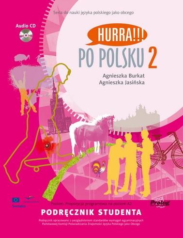 Hurra!!! Po Polsku 2. Podręcznik + Audio CD