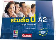 Studio D. A2. Zeszyt Słówek