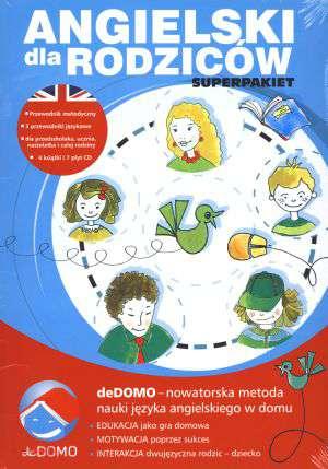 Angielski dla Rodziców. Superpakiet