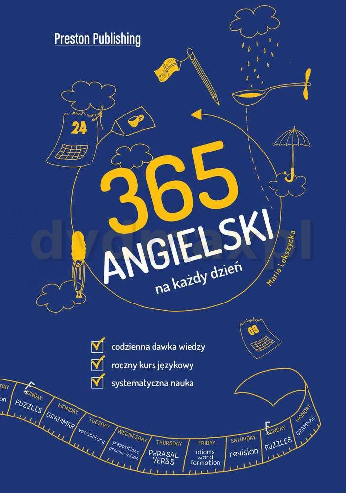 Angielski 365 na Każdy Dzień