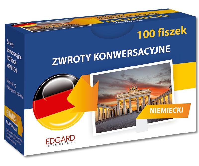 100 Fiszek Niemiecki. Zwroty Konwersacyjne